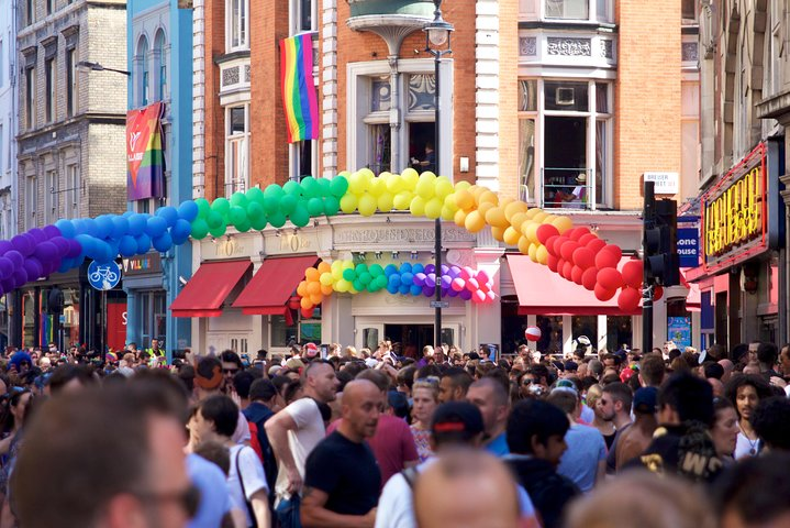 Explore Soho's LGBTQ nightlife