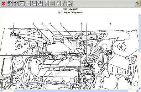1999 infiniti g20 motor mount diagram newmotorspot co suburban engine diagram g20 engine diagram