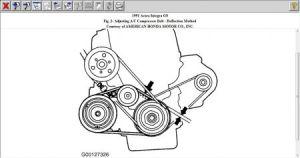 1991 Acura Integra Belt Routing Diagram: I Just Bought My Integra