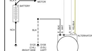 1993 Nissan Truck Wiring Diagram: Electrical Problem 1993