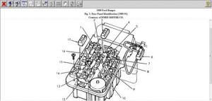 Need Fuse Panel Diagram: I Do Not Have a Manual for This