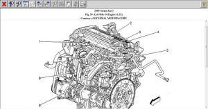 2003 Saturn Ion Engine Diagram | Online Wiring Diagram