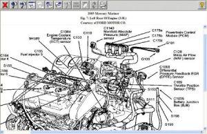 2005 Other Mercury Models MAP Sensor (P0106): Hi, I