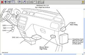 Fuel Pump and Main Relay Location: Where Is the Fuel Pump