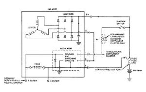 1992 Ford Crown Victoria Charging System: Electrical