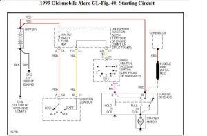 1999 Oldsmobile Alero 99 Alero Won't Start HELP Please
