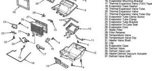 1998 Buick Skylark Fan Quit Workig: I Need a Parts Diagram