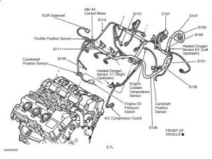 2002 Dodge Intrepid Misfire Only in Cylinder 6 Due to No Sp