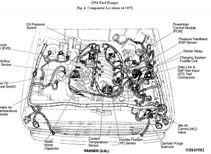 Radio Wiring Diagram For 94 Ford Explorer Ford Explorer