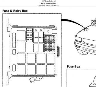 97 isuzu npr fuse box diagram car manual wiring diagrams pdf