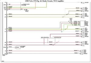 1998 Volvo S70 1998 Volvo S70 Wiring Diagram?: Electrical