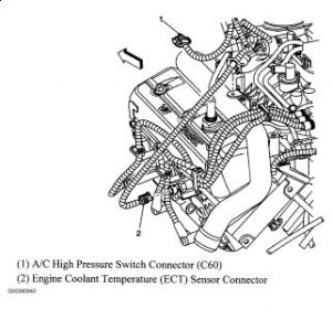 2007 Chevy Express Engine Thermal Sencer: First My Check
