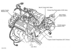 2003 Chevy Impala Engine Falls Flat When Accelerating