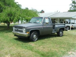 1987 Chevy Truck Can't Fix Starter on Truck
