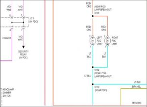 Headlight Wiring Diagram: I Am Looking for a Wiring Diagram for