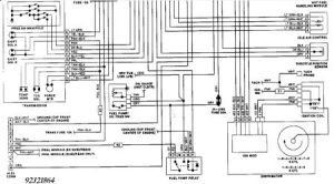 1992 GMC Sierra Fuel Pump Relay: Electrical Problem 1992 GMC