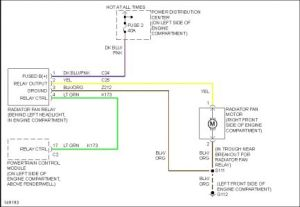 2003 Jeep Liberty Cooling Fan Wiring Diagram  Somurich