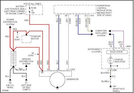 removing alternator have alternator unbolted and off of