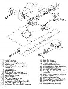 2003 GMC Sierra Faulty Turn Signal Switch: Two Items