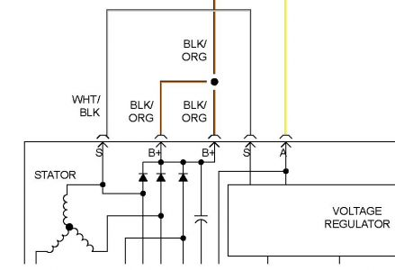 85 ford f 150 alternator wiring  wiring diagram networks
