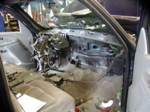 1993 Lincoln Town Car Heater Core Removal: What Do I Have