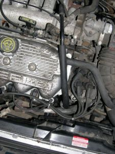 1995 Ford Escort Oil Separator Hose: I've Got a 1995 Escort LX 1