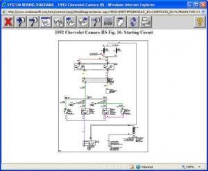 1992 Chevy Camaro Intermittant Starting Problem: Engine