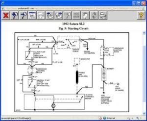 1992 Saturn SL2 My 92 Saturn Wont Start: Electrical Problem 1992