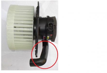 Oldsmobile 98 What Is This Part Air Conditioning