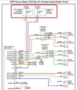 2008 nissan altima wiring diagram wiring diagrams 2003 nissan altima fuse box diagram wiring diagrams