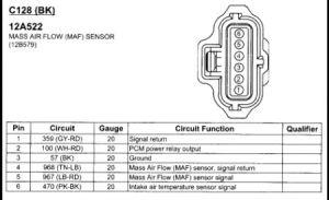 2007 Ford Escape Air Intake Temperature Sensor: I Need to