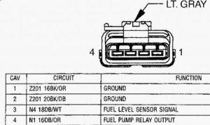 1998 Dodge Caravan CIGARETTE LIGHTER FUSE: HERE IS THE