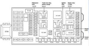 2014 Ford F350 Fuse Diagram   Autos Post