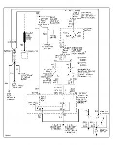 2000 S10 Wiring Diagram
