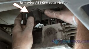 Car Repair World: ABS Computer Module Replacement