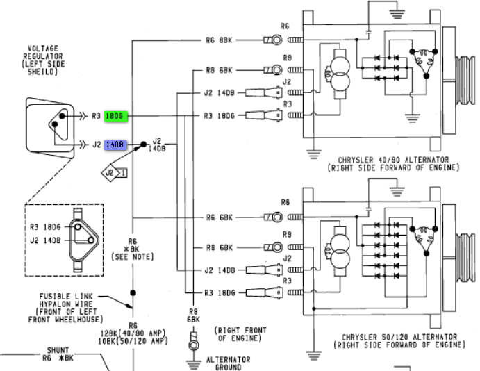 2009 10 14_024750_ELECT_V_REG?resize\=665%2C514\&ssl\=1 for a dodge ram 2500 alternator wiring diagram wiring diagrams 2011 dodge durango alternator wiring diagram at edmiracle.co
