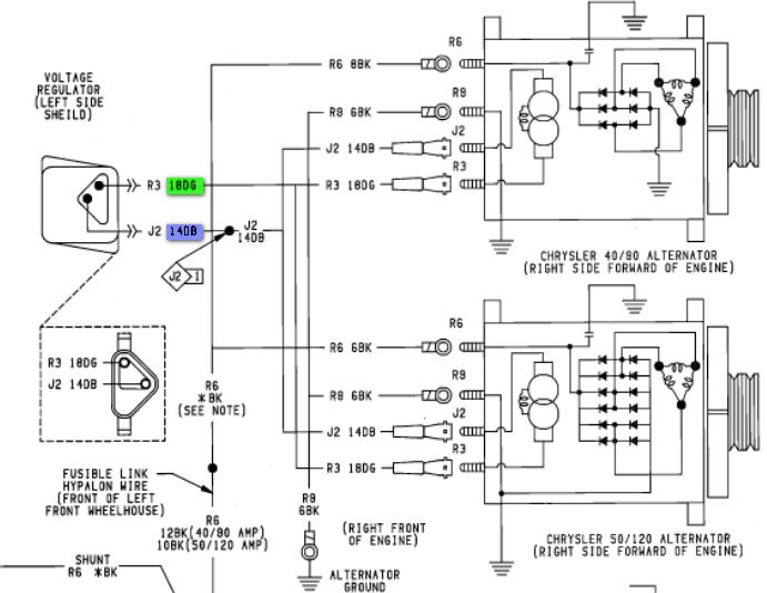 Diagrams 576525 dodge 2500 alternator wiring diagram dodge ram on alternator wiring diagram chrysler 1969 Chrysler Alternator Wiring Diagram Chrysler Alternator Wiring Diagram 1988