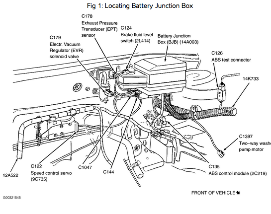 2002 Ford Focus Zts Engine Diagram