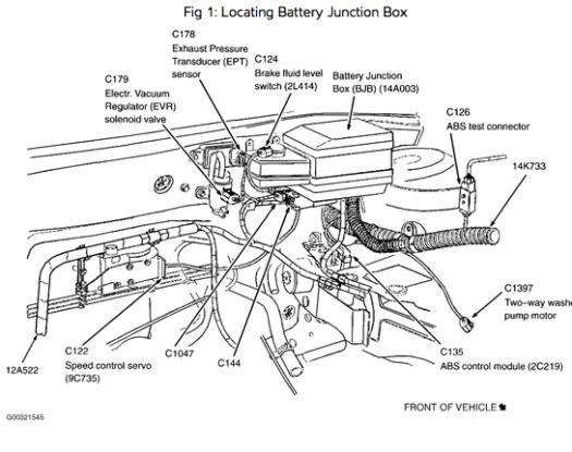 2002 ford focus zts engine diagram  u2013 periodic  u0026 diagrams science