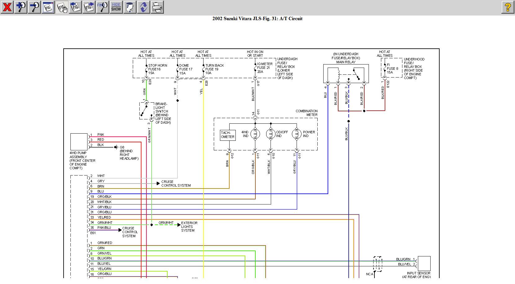 2001 marauder wiring diagram 2001 fuel system diagram