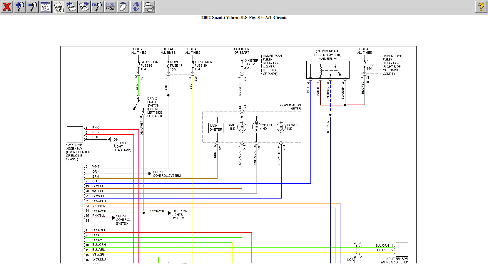 Suzuki Gs500 Wiring Diagram Free For You Gs500f Flasher Relay U2022 2001 Gs