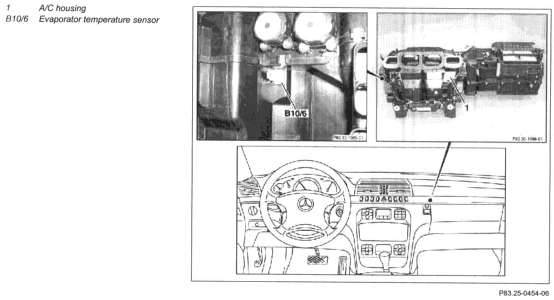 Evaporator Temp Sensor How Do You Replace Evaporator