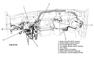 1993 Ford Tempo Computer Location: How Do I Find the Copmuter and