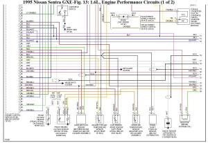 Engine Wiring Diagram: Wiring Problem, Where the Signal to