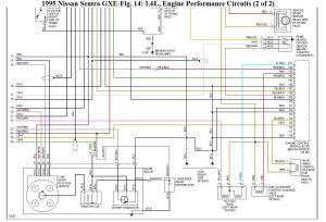 Wiring Diagram for Nissan Sentra Gxe 1995: Wiring Problem,
