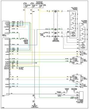 Wiring Diagram Steering Wheel Audio Controls: Whatwhere