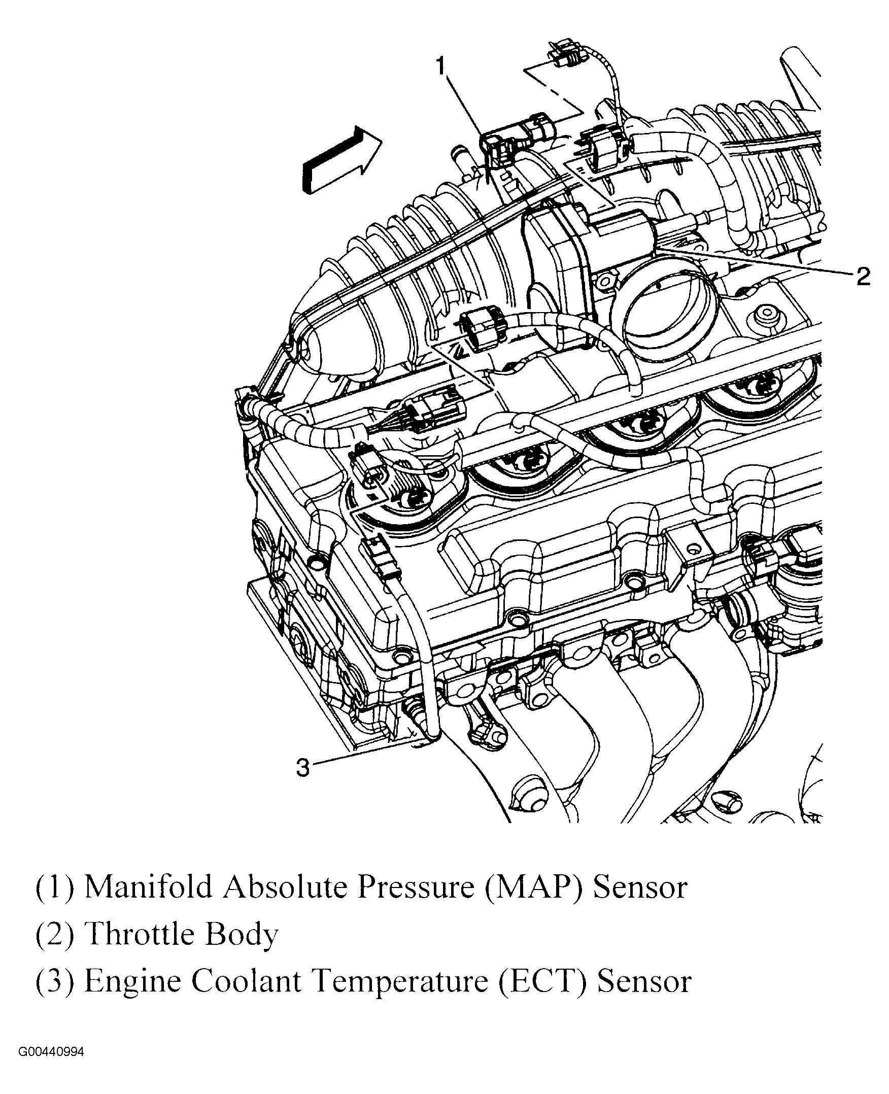 Ford Coolant Temperature Sensor Resistance