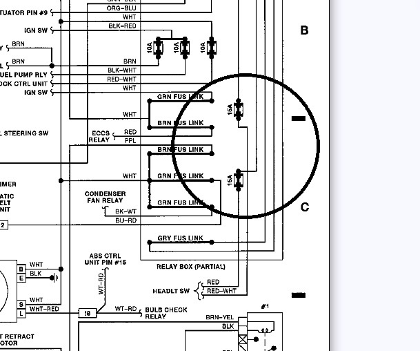 original?resize=609%2C508&ssl=1 91 240sx headlight wiring diagram wiring diagram  at crackthecode.co