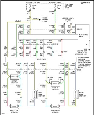 1988 Ford Crown Victoria Wiring Diagram: Hello, I Am