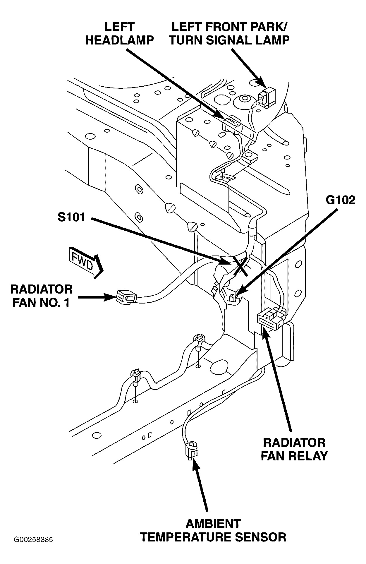 34 Cooling Fan Relay Wiring Diagram